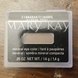 Mary Kay mineral eye color Cinnabar